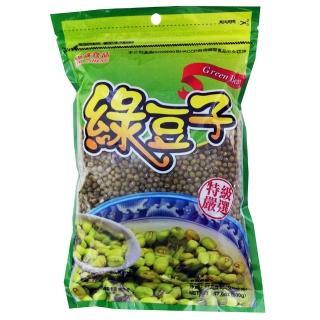 【耆盛】綠豆子500g(南北貨豆類)