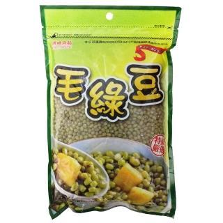 【耆盛】毛綠豆500g(南北貨豆類)