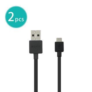 【SONY】EC富邦媒體科技803 Micro USB 原廠傳輸線 傳輸充電線(裸裝-2入組)