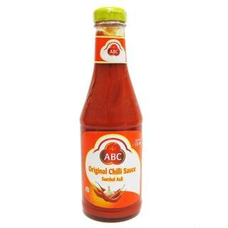 【蘋果市集】印尼ABC辣椒醬(335ml/瓶)