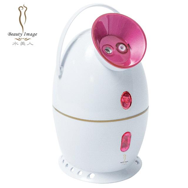【水美人】奈米離子momo官方網站冷熱霧化蒸臉器蒸口鼻器(MJ-T066)