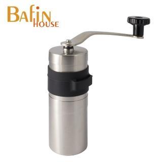 【Bafin House】Welead 不鏽鋼 陶瓷芯 磨豆機(可水洗)