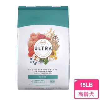 【Nutro美士】大地極品-高齡養生15LB(老犬飼料)