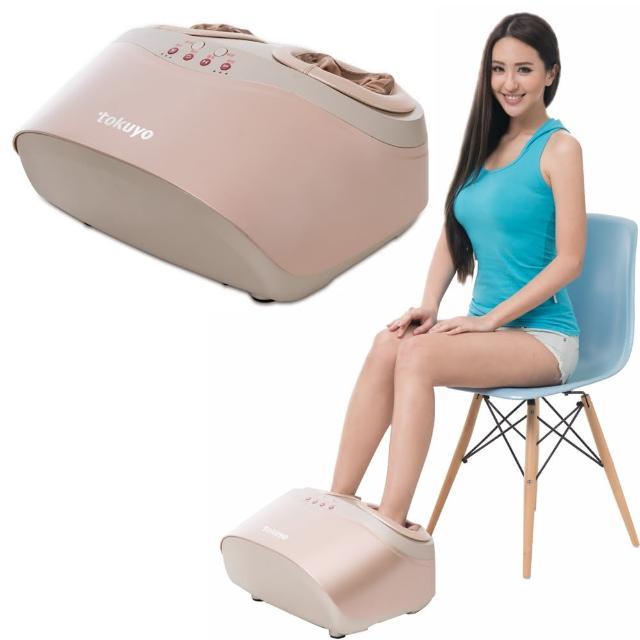 【部落客推薦】MOMO購物網【tokuyo】好腳色3D溫感滾足樂 TF-607D有效嗎momo團購網