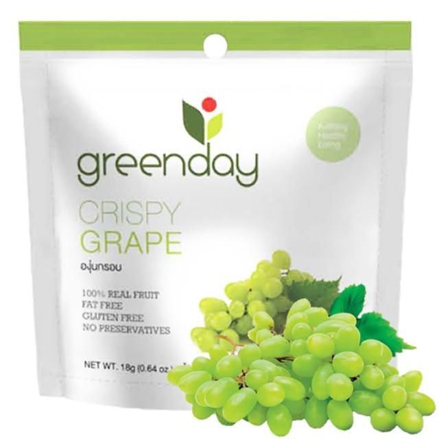 【Greemomo1台nday】葡萄凍乾18g(泰國必買超人氣水果乾)