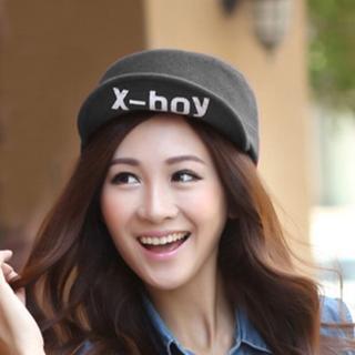 【Lady c.c.】潮流特色簡約文字棒球帽