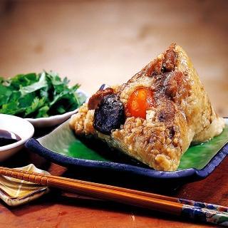 【鮮食家任選799】品香肉粽 台南傳統肉粽(240g*2入/袋)