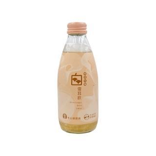 【冬山鄉農會】有機白雪耳飲-箱(每盒6瓶入*4盒裝)
