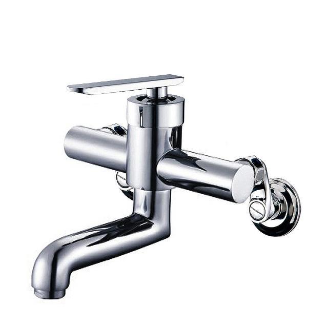 【HOMAX】壁式浴缸龍頭組(HV-11貼紙剋星42)
