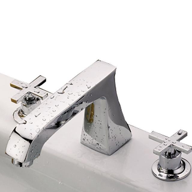 【HOMAX】三件式浴缸龍頭組(普亞列寧HV-5363)
