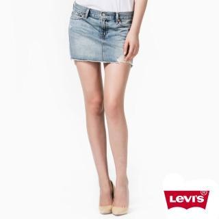 【ET BOiTE 箱子】le jean 短裙