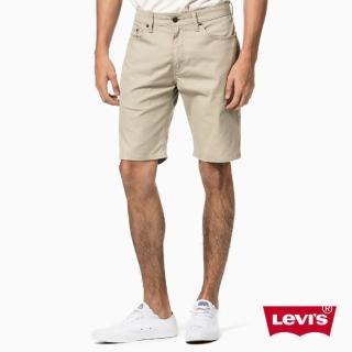 【Levis】505 淺藍直筒丹寧牛仔短褲