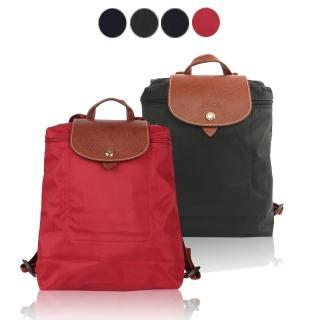 【LONGCHAMP】後背包(3色)