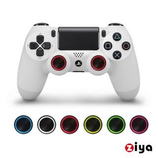 【ZIYA】SONY PS4 / XBOX ONE 遙控手把3D按鈕帽蓋 暗黑魔王(4入 顏色隨機)