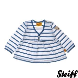 【STEIFF德國精品童裝】長袖T恤衫 藍色(長袖T恤)