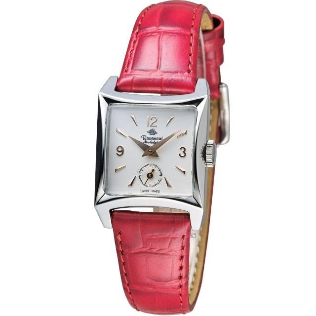 【玫瑰錶 Rosemont】戀burberry 後背包 開箱舊系列時尚腕錶(TN007-SW-RD)