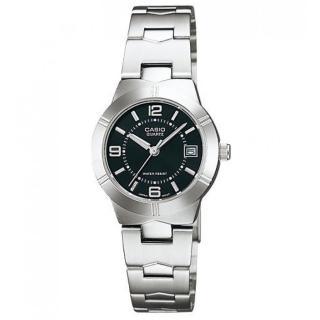 【CASIO】都會流行氣質腕錶(LTP-1241D-1A)