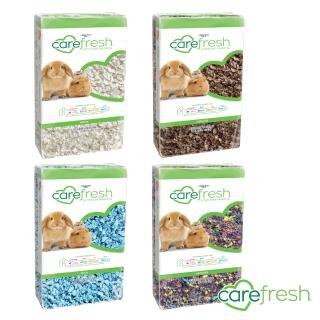 【美國凱優 CAREFRESH】小動物專用紙棉-保暖、除臭、環保優於木屑(10LX1包)