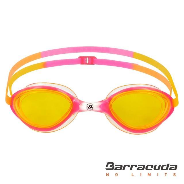 【美國巴洛酷達Barracuda】成人抗UV防霧泳鏡(AQUABmomo電話訂購ELLA #35955)