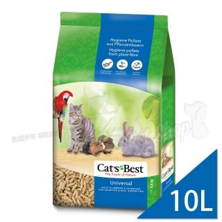 【德國凱優CAT'S BEST】木屑粗砂-藍標(10Lx1包)