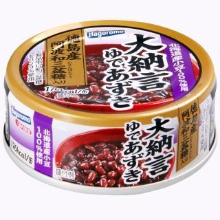 【Hagoromo】北海道嚴選紅豆罐(90g)