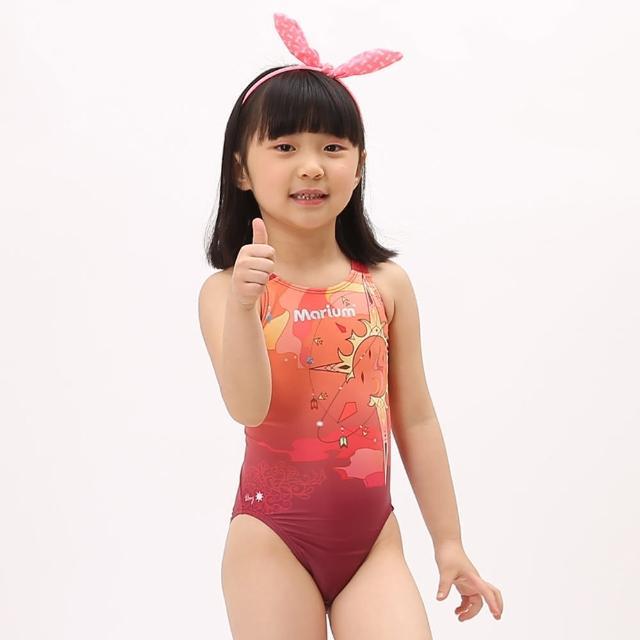 【網購】MOMO購物網【≡MARIUM≡】小女競賽型泳裝(MAR-6007WJ)哪裡買富邦momo電視購物台