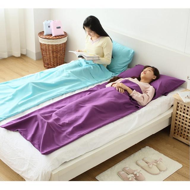 【真心勸敗】MOMO購物網【EZlife】旅行便攜隔髒安心睡袋價錢momo購物電話