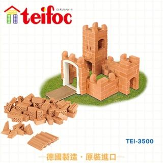 【德國teifoc】益智磚塊建築玩具(TEI3500)