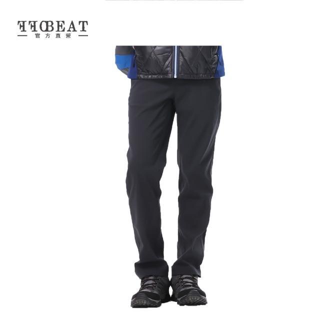 【勸敗】MOMO購物網【OFFBEAT】男款Anti-UV俐落彈性休閒長褲(黑色)好用嗎富邦momo百貨