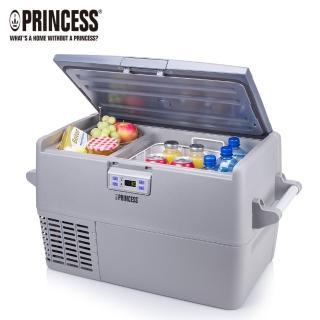 【Princess荷蘭公主】33L車用行動電冰箱282898(贈蛋捲桌)