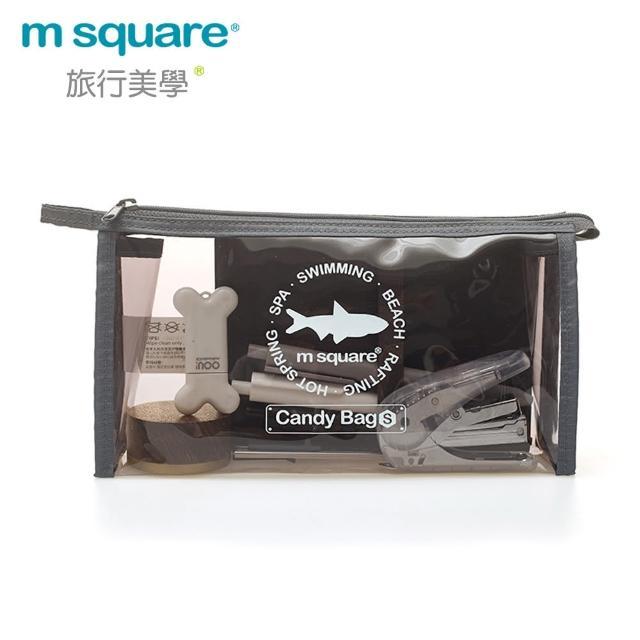 【M Square】M Squamomoshop富邦購物網re親水系列PVC化妝包S
