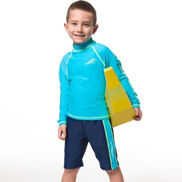 【私心大推】MOMO購物網【SAIN SOU】兒童兩截式水母衣(男女適用A80603-06)價錢富邦電視購物