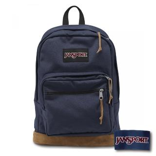 【JANSPORT】RIGHT PACK系列後背包(深藍 JS-43969)