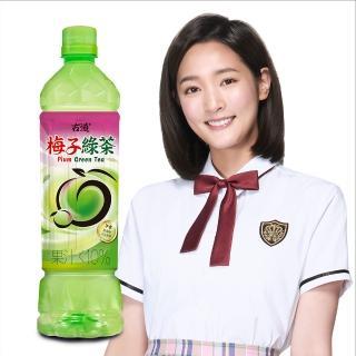 【古道】宋芸樺代言梅子綠茶600ml*4瓶