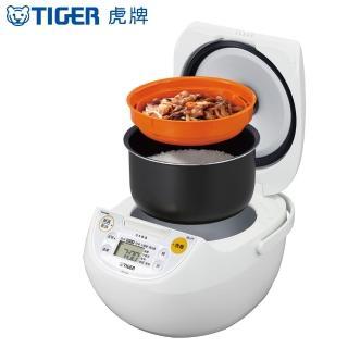 【日本原裝 TIGER虎牌】6人份微電腦多功能炊飯電子鍋JBV-S10R(6人份微電腦電子鍋)