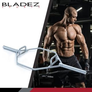 【BLADEZ】-HB1菱形槓-奧林匹克槓片專用