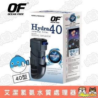 【OF OCEAN FREE】Hydra艾潔氯氨水質處理器40型(800L/H)
