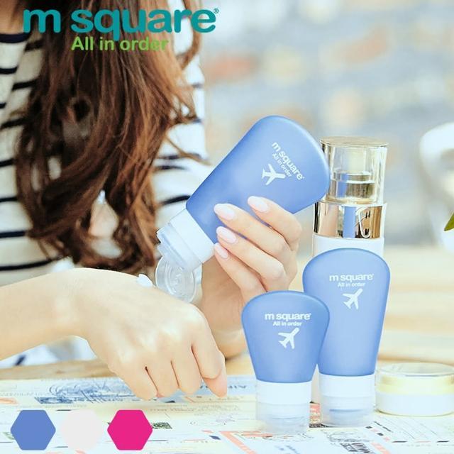 【網購】MOMO購物網【M Square】旅行便攜分裝瓶 L(二入)有效嗎富邦網購