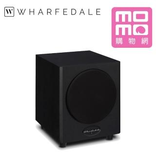 【Wharfedale】主動式超低音WH-D10(鋼琴鏡面烤漆)