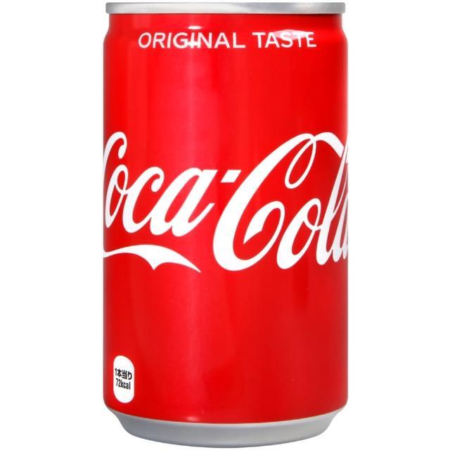 【momo商品Coca-Cola】可口可樂(160ml)