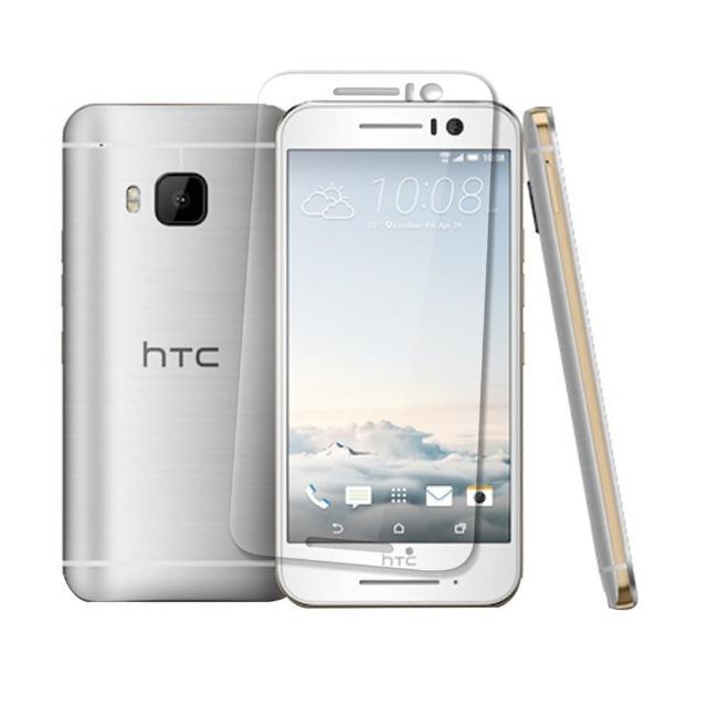 【Metal-S富邦momo購物台網站lim】HTC ONE S9(0.26mm厚度 9H弧邊耐磨防指紋鋼化玻璃保護貼)