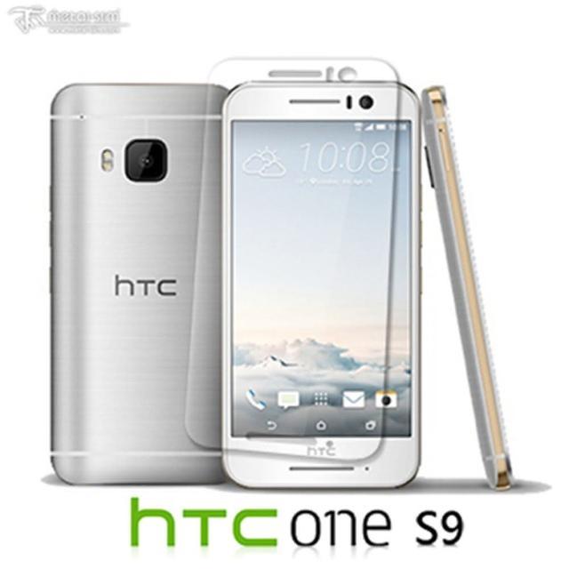 【阿柴好物】HTC ONE S9(0.26mmmomo台購物厚度 9H弧邊耐磨防指紋鋼化玻璃保護貼)