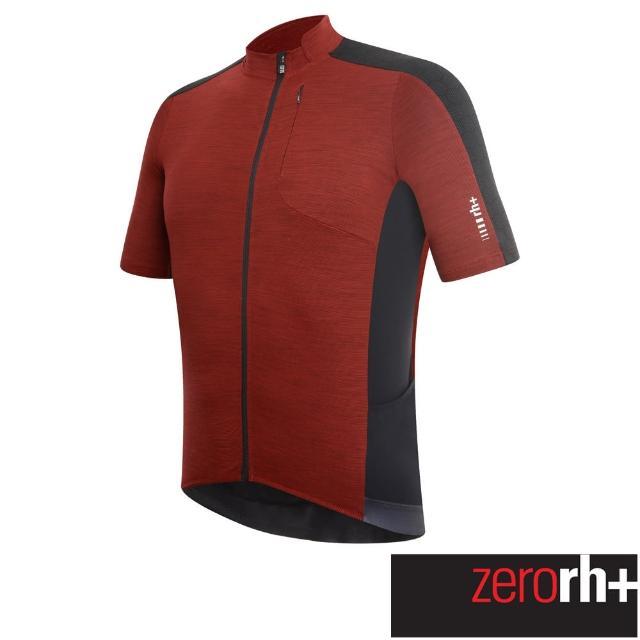 【私心大推】MOMO購物網【ZeroRH+】義大利HUNT羊毛系列專業自行車衣(ECU0317)價格momo拍賣