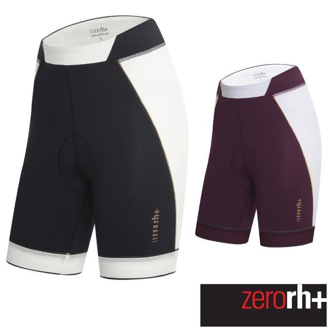 【好物推薦】MOMO購物網【ZeroRH+】ZeroRH+ 義大利SANCY專業自行車褲-女款(黑色、紫色 ECD0389)評價如何富邦購物台客服電話