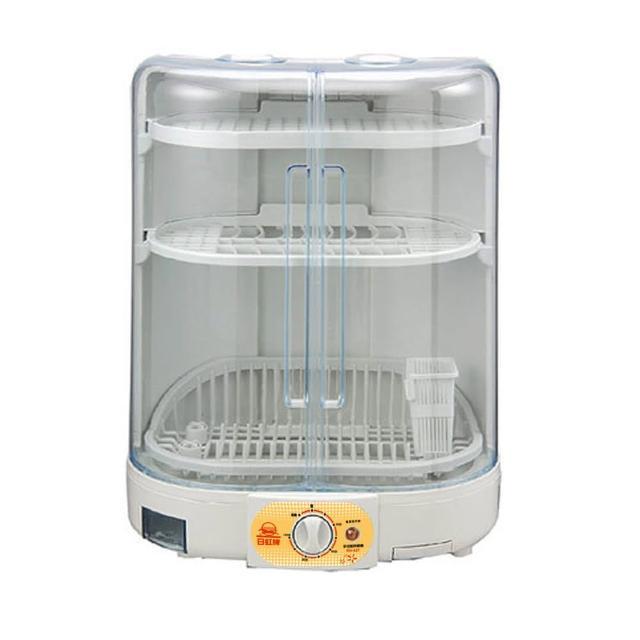 【日虹牌】三momo台購物層直立溫風式烘碗機(RH-427)
