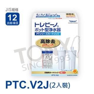 【日本東麗TORAY】濾心(PTC.V2J公司貨品質保證)