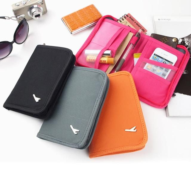 【真心勸敗】MOMO購物網【JIDA】多功能旅行收納護照包_短版有效嗎momo購物 運費