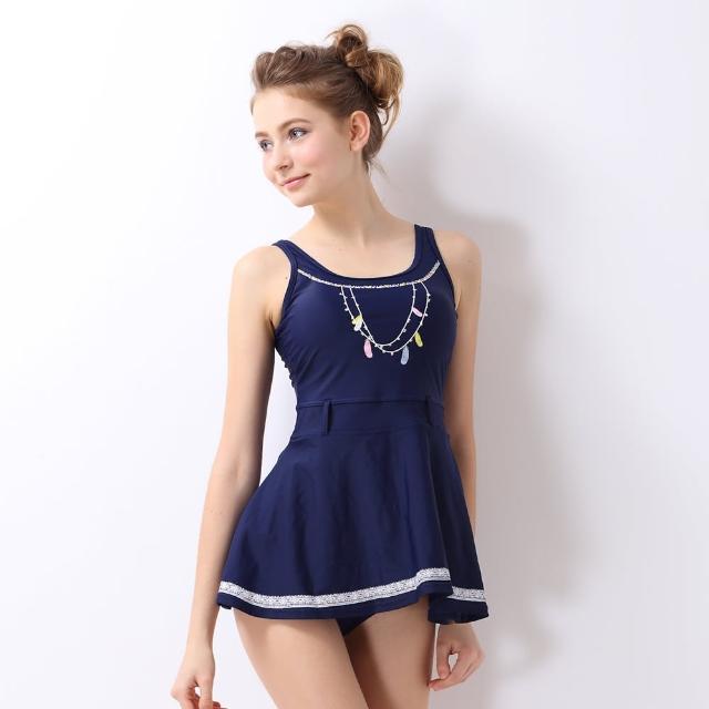 【好物分享】MOMO購物網【≡MARIUM≡】大女連身附裙泳裝(MAR-6304W)價格富邦購物型錄