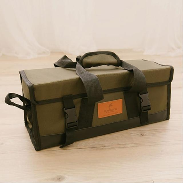 【WASHAMl】戶外露營工具包-雜物收富邦納包(硬式)