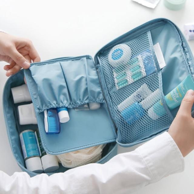 【部落客推薦】MOMO購物網【JIDA】新一代旅遊收納盥洗包(3色)開箱momo徵才
